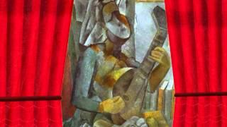 Сказки картинной галереи - Пабло Пикассо (53 серия) (Уроки тетушки Совы)