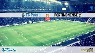 Video Gol Pertandingan FC Porto vs Portimonense