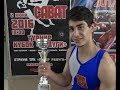 Староосколец Армен Григорян стал серебряным призером чемпионата Европы по савату mp3