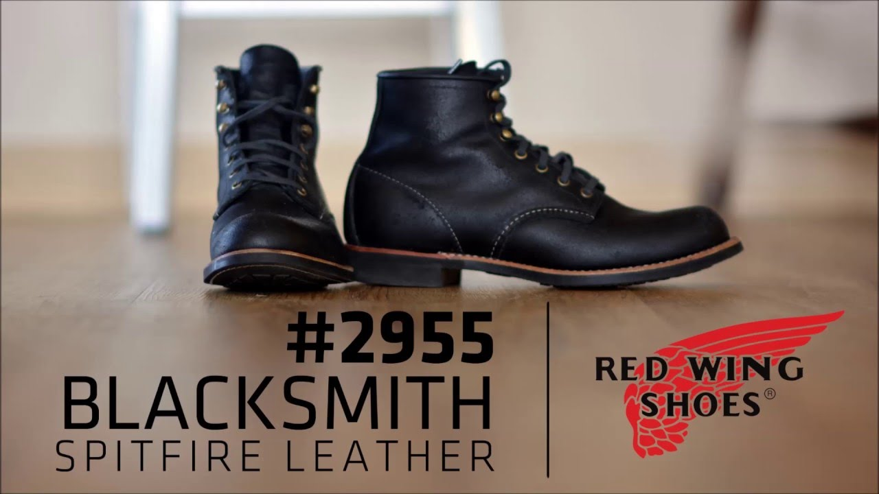 Red Wing Blacksmith 2955 Review In Depth Youtube