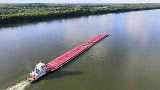 Mavic Air 2 The Barge Boss
