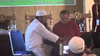 Repeat youtube video Ruqyah VS Tenaga Dalam