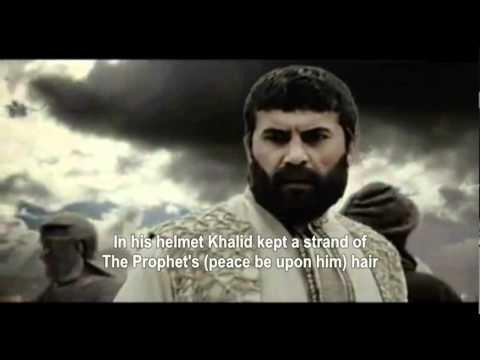 ISLAMIC VIDEOS : Emotional Video - Khalid Ibn Waleed by Mishari Rashid Al Affasy