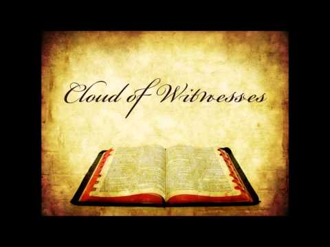 """Jeff Rose Preaching """"A Great Cloud of Witnesses"""" Hebrews 12:1-2"""