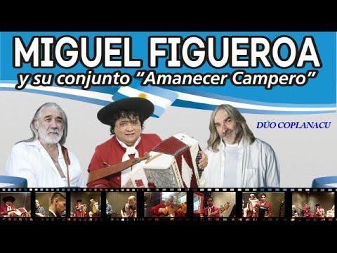 MIGUEL FIGUEROA Y Su Conjunto FT DÚO COPLANACU -