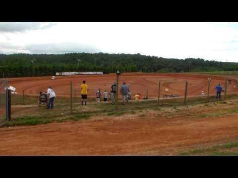 Rolling Thunder Raceway( MINI SPRINTS) hot laps 7-12-13