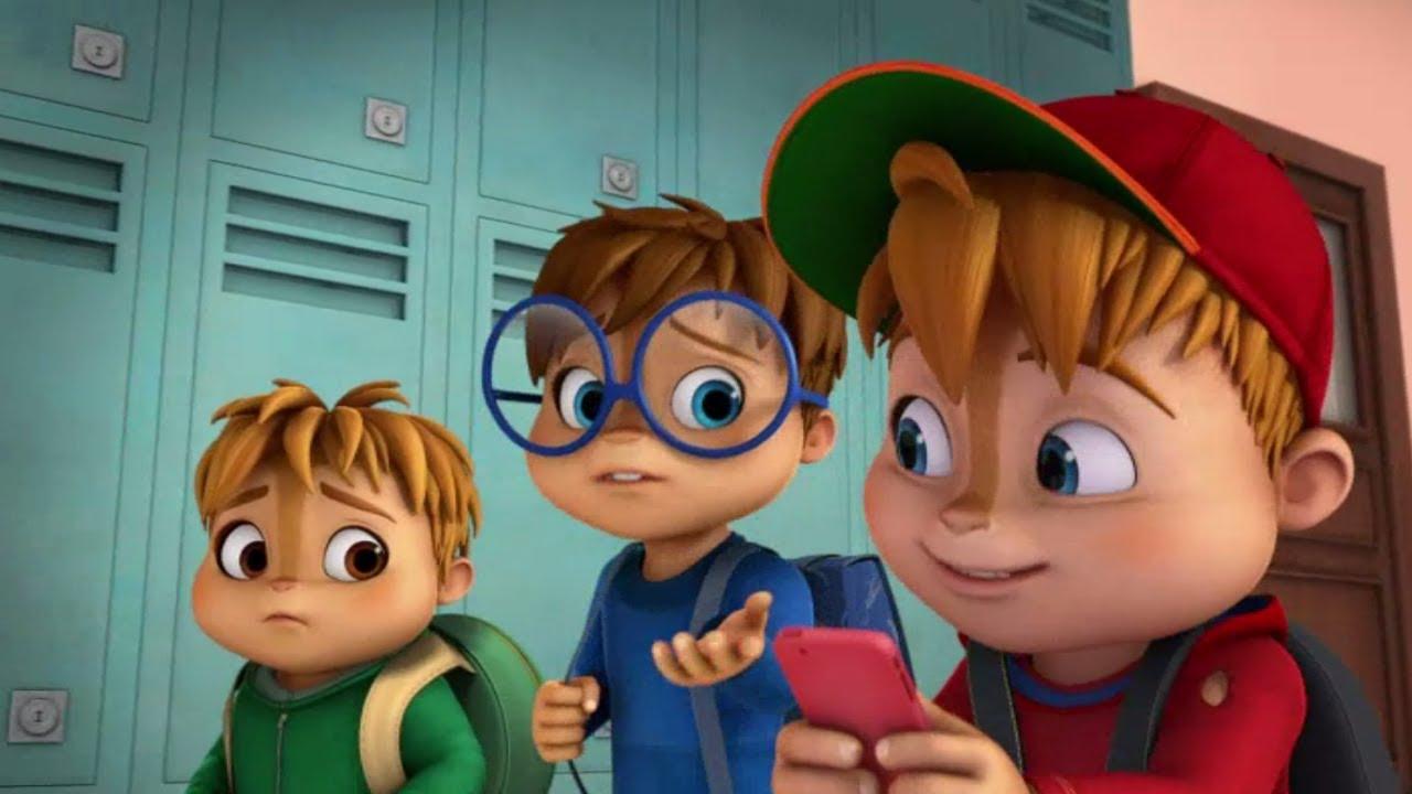 Alvinnn Et Les Chipmunks Une Action Chevaleresque Nickelodeon Junior Youtube