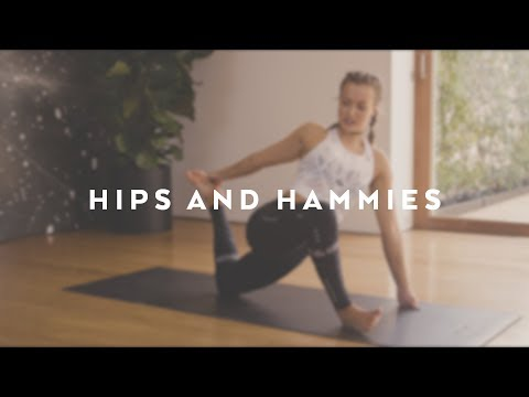 15-Minute Hips & Hamstrings Flow With Jessica Olie