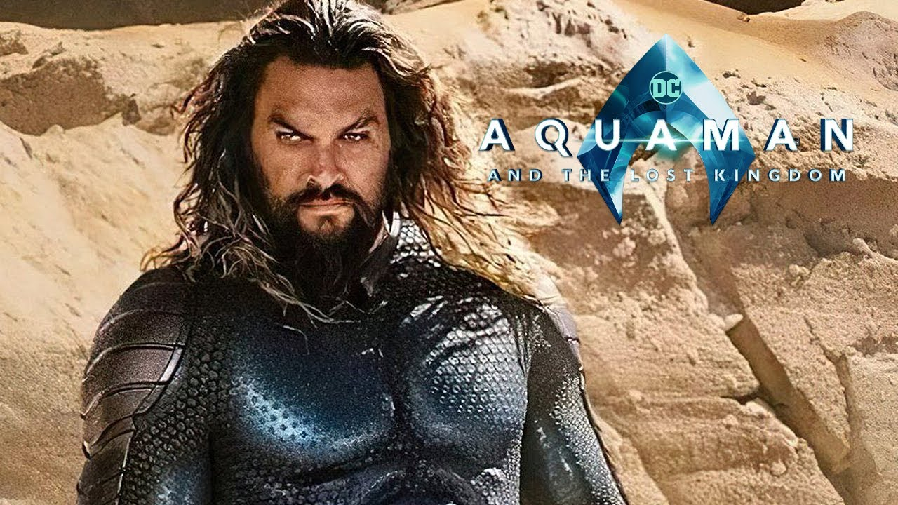 Download Aquaman 2 Teaser Trailer First Look Breakdown and Justice League Easter Eggs