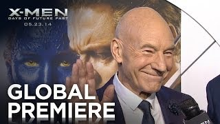 X-Men: Days of Future Past | Global Premiere | Yahoo Live Stream Highlights