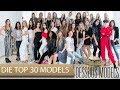 GNTM 2019 Konkurrenz: Sylvies Dessous Models Top 30