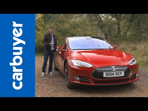 Tesla Model S - Carbuyer