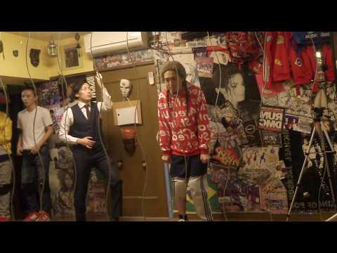 DUBSTEP Animation Dance CREW/ Hamutsun Serve JAPAN