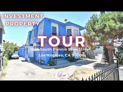 Fantastic Los Angeles Investment Property