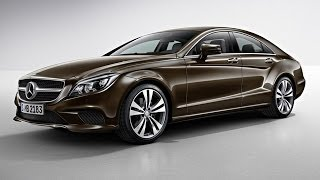 2015 Mercedes Benz CLS Facelift Revealed | Gains Sport & Night Packages !