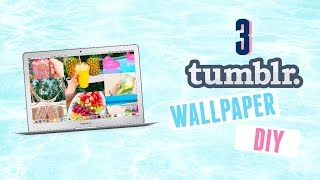 Tumblr Wallpaper DIY | LifeOfKayleen