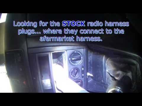 Aftermarket Radio causing OBD communication issues