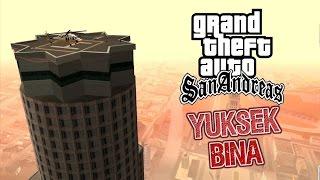 GTA San Andreas Komik Kısa Film |Yüksek Bina|