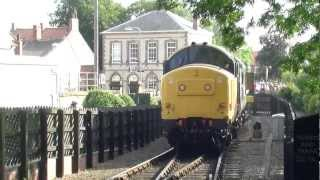 British Rail Class 37(North Yorkshire Moors Railway)