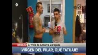 Video Tatuaje en la espalda de la Virgen del Pilar download MP3, 3GP, MP4, WEBM, AVI, FLV Agustus 2017