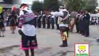 CHONGUINADA AMANTES PERU  huancayo centro social huasicancha