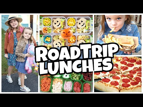GOODBYE Florida & HELLO Tennessee! | FALL ROAD TRIP Bunches Of Lunches