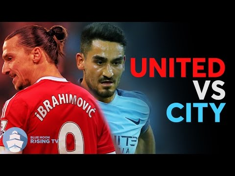 Manchester United vs Manchester City   Pick the Team!