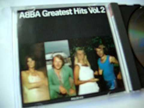 ABBA Greatest Hits Vol. 2  CD POLAR Sweden