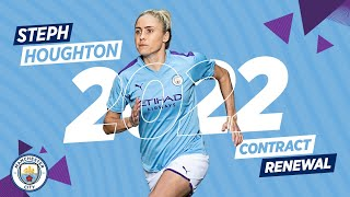 CONTRACT EXTENSION | STEPH HOUGHTON