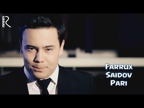 Farrux Saidov - Pari | Фаррух Саидов - Пари #UydaQoling
