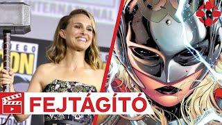 Így lehet Jane Fosterből női Thor