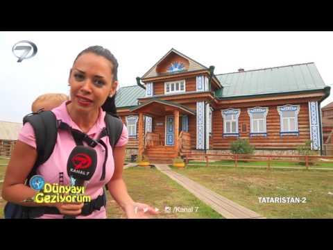 Dünyayı Geziyorum - Kazan/Tataristan-2 - 27 Eylül 2015