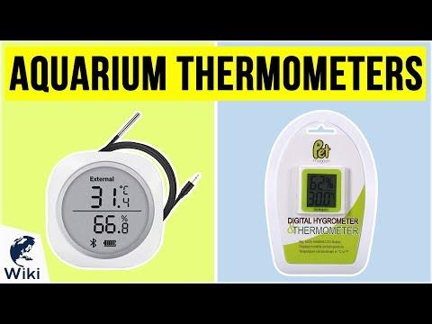 10 Best Aquarium Thermometers 2020