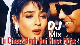 Tu Cheez Badi Hai Mast Mast Dj Song | Hard Dholki Mix Song | Hindi Gana DJ Mix | Wazir Ali Sitamarhi