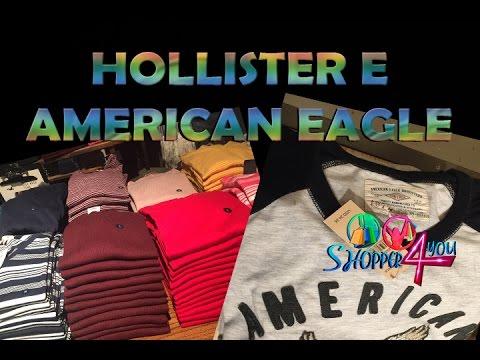 Compras em Orlando Hollister e American Eagle com Preços - YouTube 5dd0cec027436