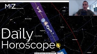 Daily Horoscope Thursday May 23rd 2019 - True Sidereal Astrology