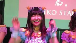 2017.7.8 Japan Expo Japan Stage(Saiko! Stage)でのミニライブ ステー...