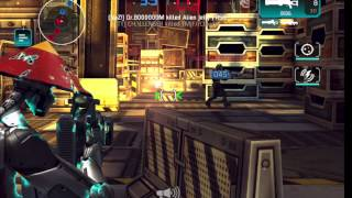 Shadowgun: Deadzone - Team Venom Vs Team Trouble (PTA) EU Vs US!