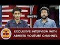 Exclusive Interview with Abhistu Youtube Channel | Inaiya Thalaimurai | Thanthi TV