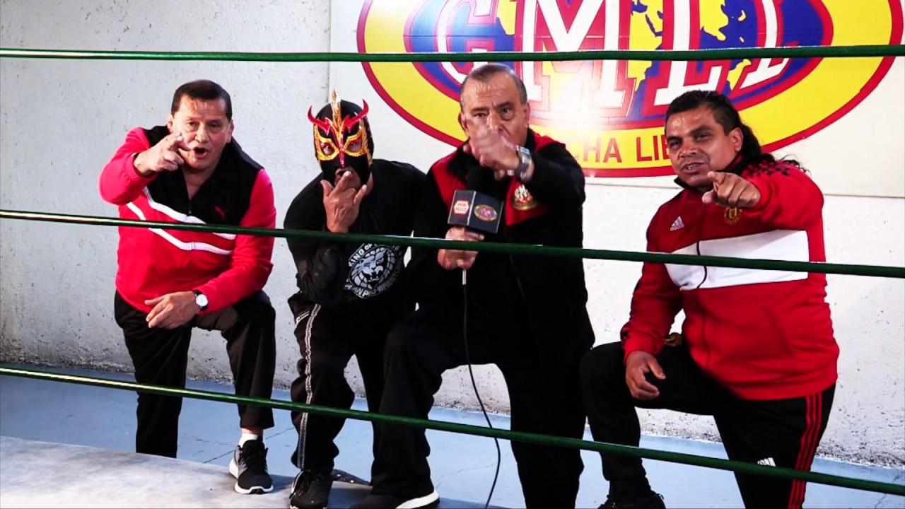 Escuela | ::: CMLL ::: La Mejor Lucha Libre del Mundo