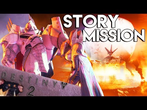 """Destiny 2: First Story Mission As """"Prod, The Thicc Hunter"""" - A Promising First Look"""