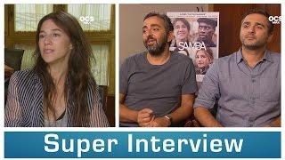 La Super Interview : Eric Toledano, Olivier Nakache & Charlotte Gainsbourg