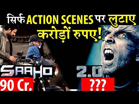 Most Expensive Action Scenes Of Bollywood