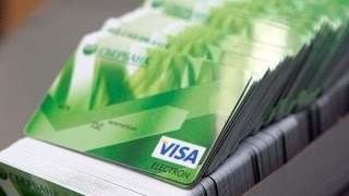 видео Что делать, если потерял карту Сбербанка. Потерял банковскую карту. Потеря банковской карточки