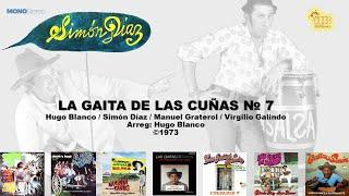 Simón Díaz & Hugo Blanco - La Gaita de Las Cuñas № 7 ©1973