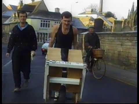 Old Stamford Brickyard Wheelbarrow Walk 1991