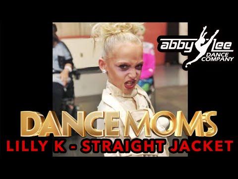 Dance Moms - Lilly K - Straight jacket ( Season 8, Ep 09 )