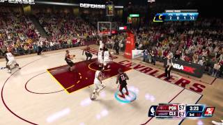 NBA 2k14 Rage Quit: MyCareer on Xbox One