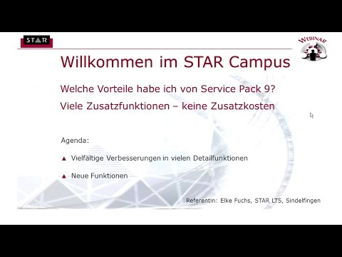STAR Transit NXT: Welche Vorteile habe ich vom neuen Service Pack 9?
