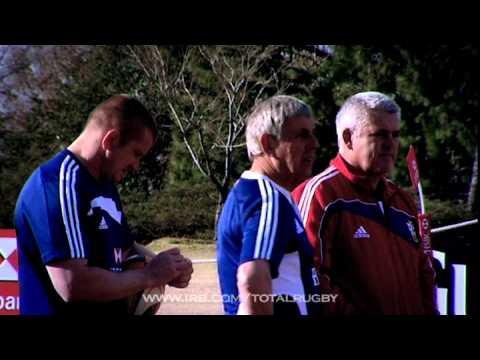 Sir Ian McGeechan Lions 2013  Total Rugby